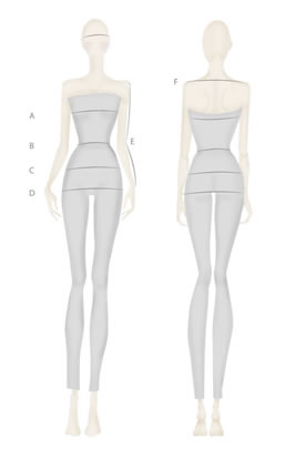 Dress Sizing