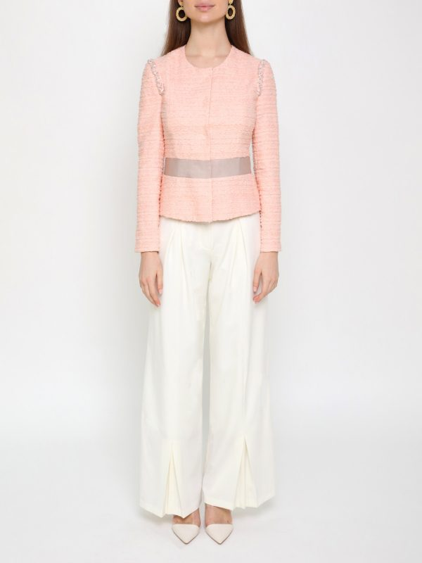 White Lily Trousers
