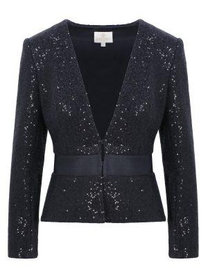 Black Crystal Jacket