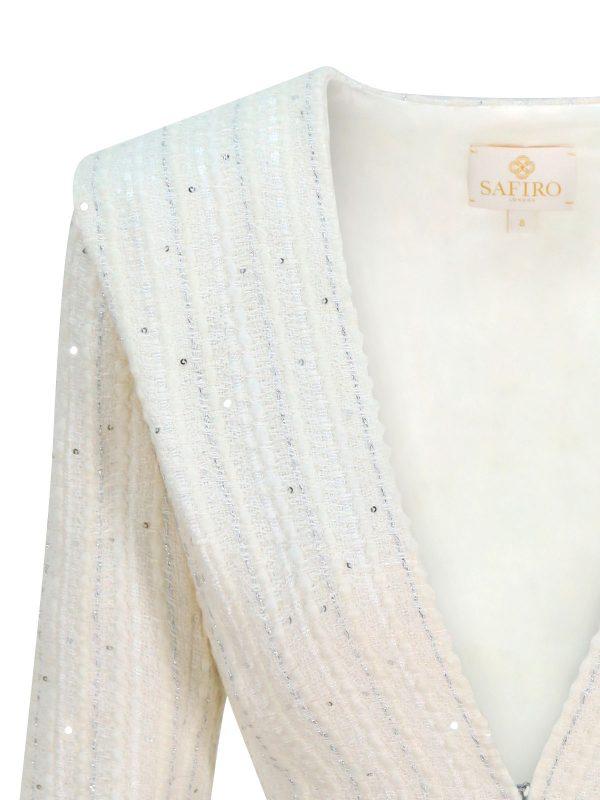 White Pearl Jacket