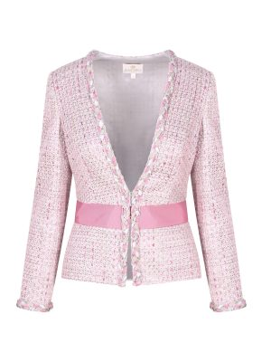 Rose Crystal Jacket