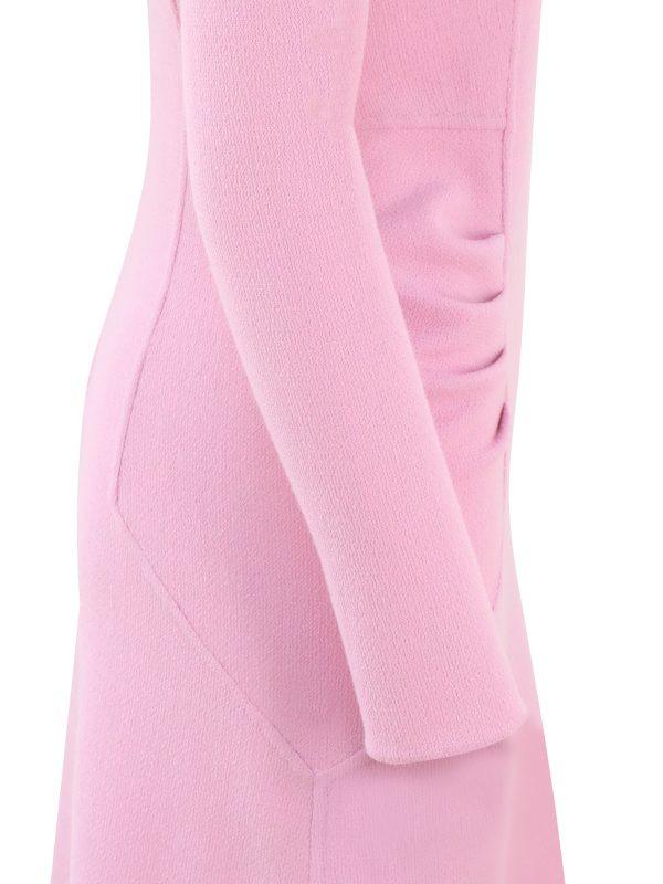 Rosaline Light Wool Dress
