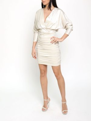 Platinum Pearl Dress
