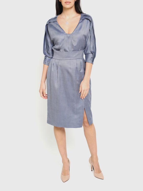 Blue Pearl Dress