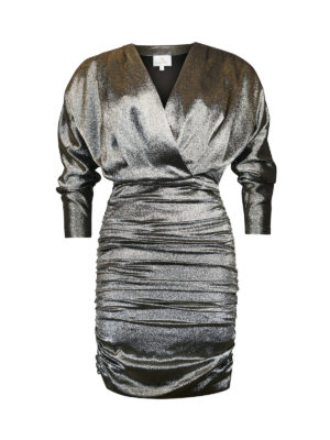 Platinum Pearl Dress (Black)