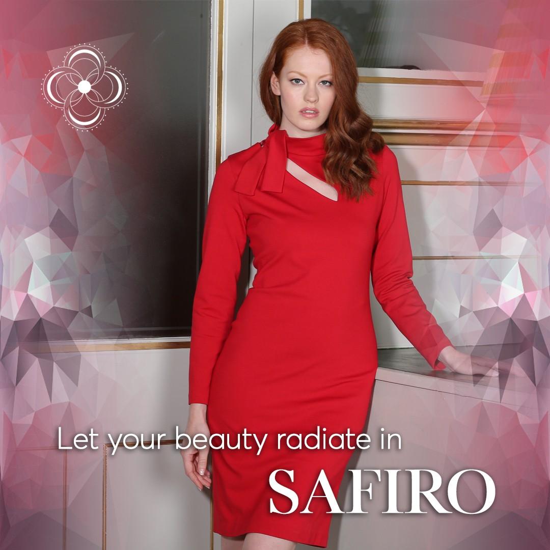 Say it in Safiro, this Valentine's Day! Safiro
