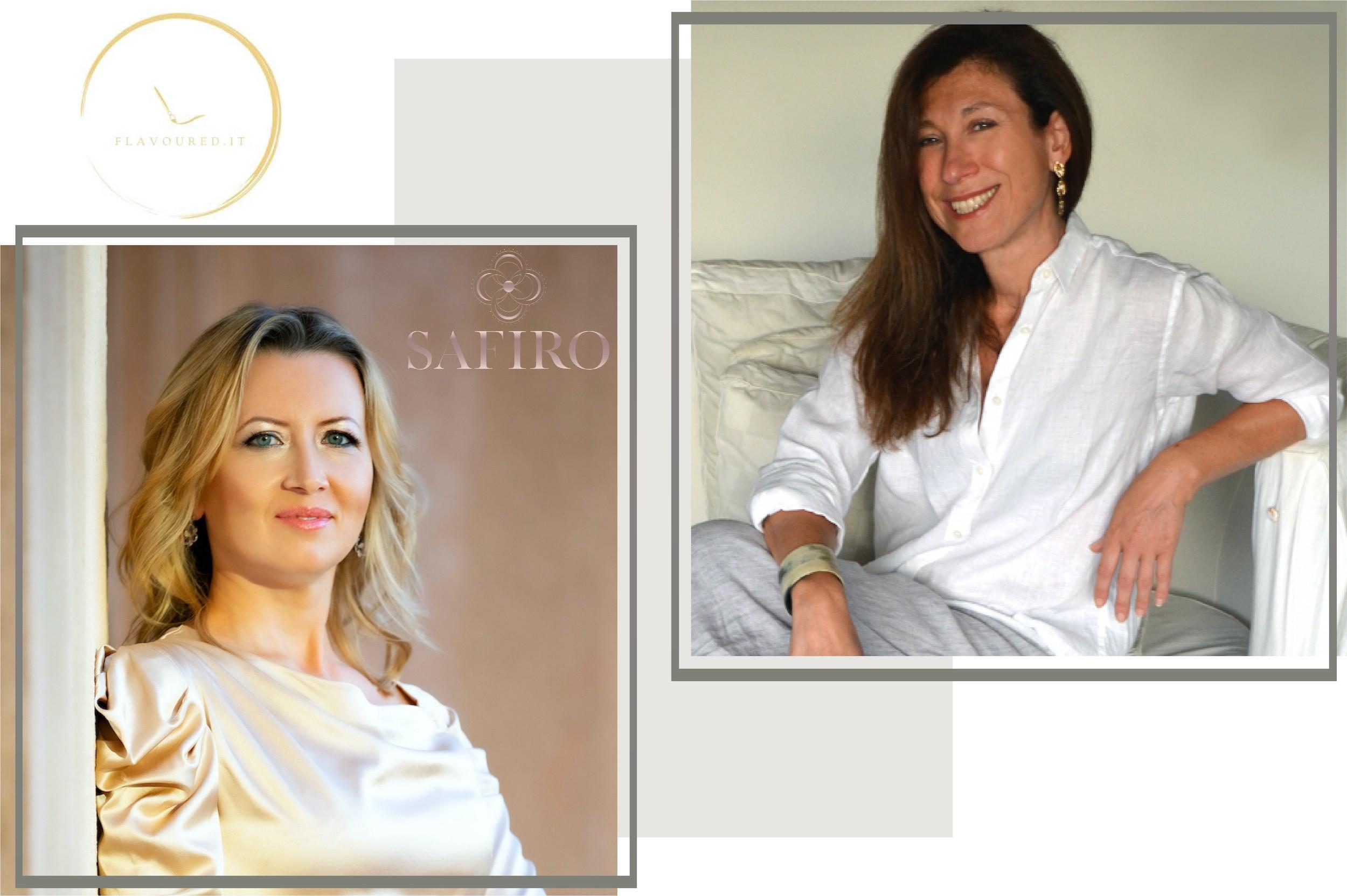 Sharing SAFIRO Story - Flavoured.it Podcast Safiro